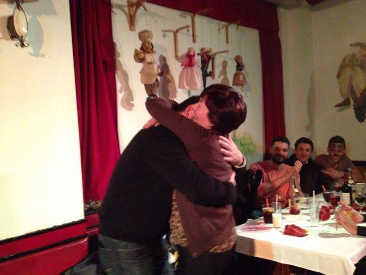 Despedida Soltero Soltera Bilbao Cenar Resturante Tramoya Cumpleaos Espectaculo (5)